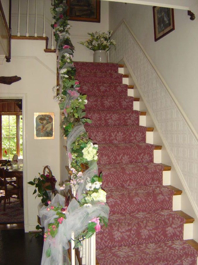 ... The Best Wedding Staircase Decorations Mix Magazine ...